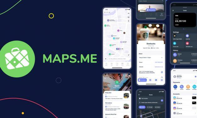 지도 애플리케이션 맵스, 5000만 달러 투자 유치