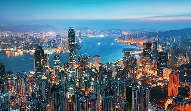 금융중심 홍콩 센트럴에 크립토기업 첫 입주, 성장 상징–블룸버그