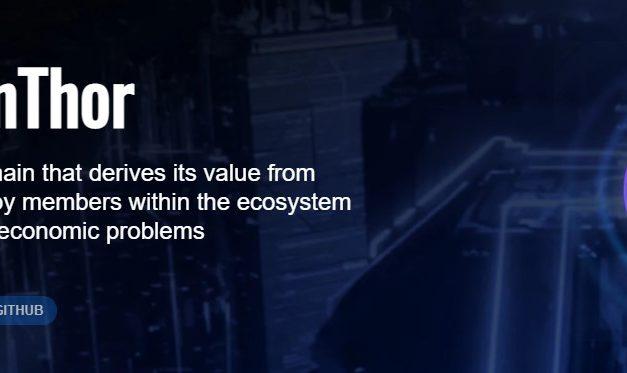 [핫! 코인] 비체인(VET)-중국에서 인기 있는 물류 블록체인!