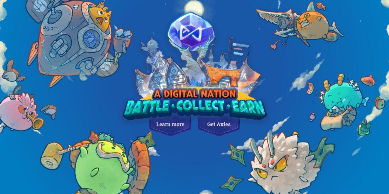 [핫! 코인] 엑시인피니티(AXE)…디지털 애완동물로 게임을 하면서 돈을 번다