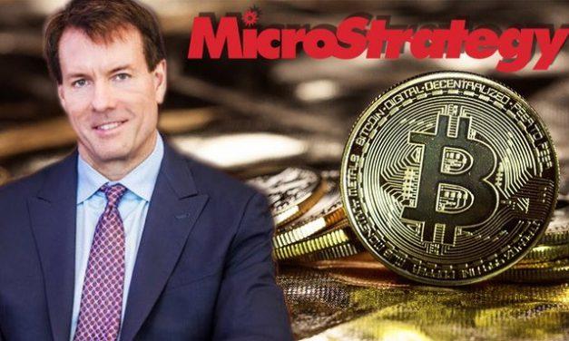 마이크로스트래티지 등 비트코인 투자 기업들 돈방석