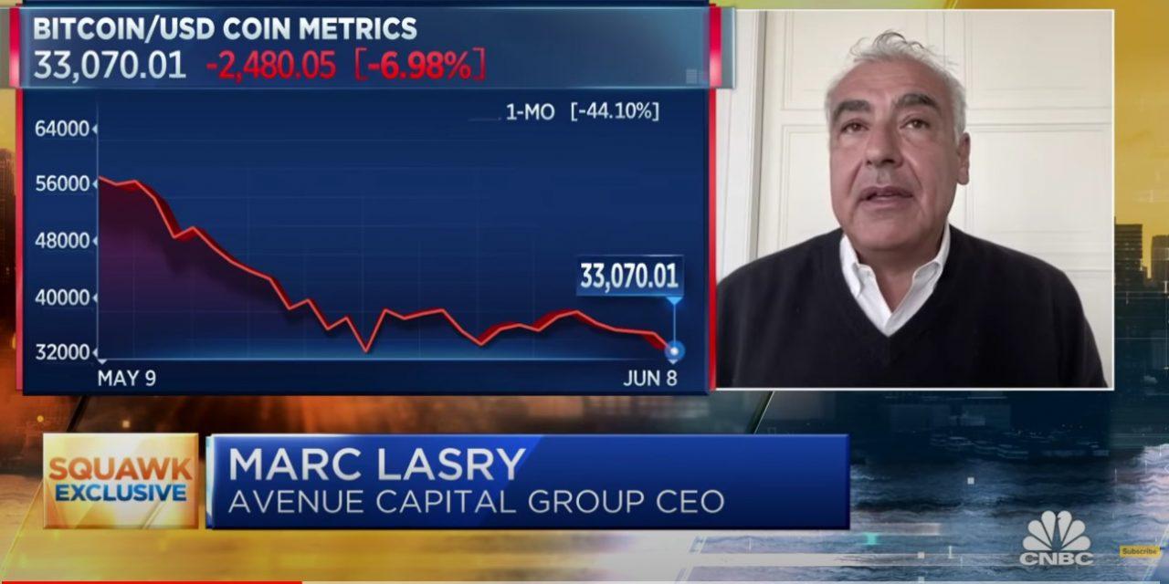 """""""비트코인 빨리 성장. 앞으로 계속 오른다""""-헤지 펀드 CEO 마크 래즈리"""