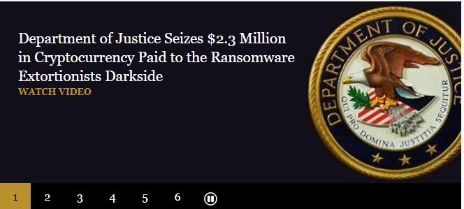 [재송]'해킹 VS 압류'  FBI 비트코인 '회수(SEIZURE)'의 진실은?