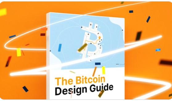 '비트코인 디자인 가이드'  나왔다…디앱 개발자와 디자이너를 위한 길잡이