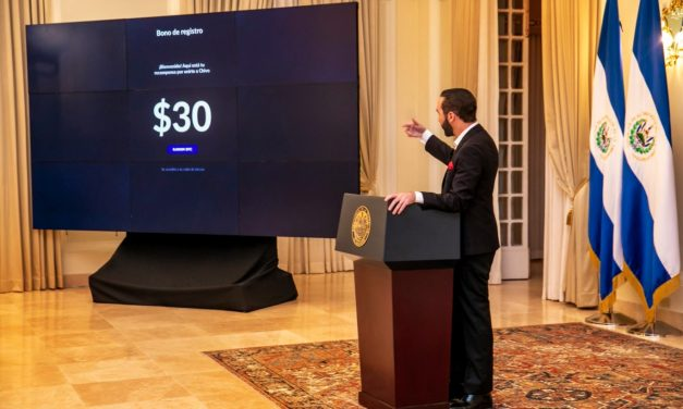 엘살바도르, 비트코인 앱설치하면 30달러치 에어드롭…450만명 대상