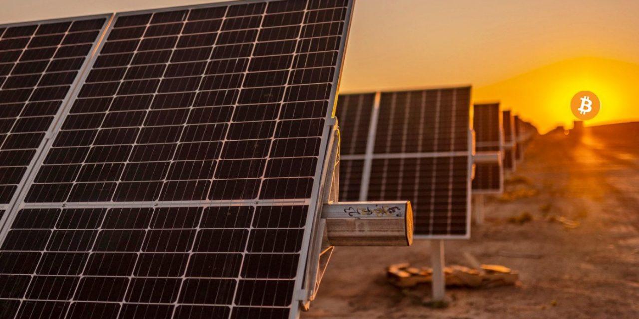텍사스에 최대 규모 태양광 채굴시설 들어선다