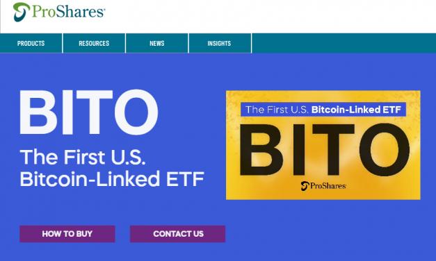 프로셰어스 비트코인 선물 ETF 이틀째 랠리 … 비트코인 사상 최고가 동력 제공
