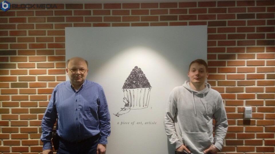 24일 데이트코인의 CEO Nikita Anufriev(니키타 아누프라이브, 러시아)와 , Alexey Sinitsin(알렉시 시닛신, 데이트코인 co-founder) 과 블록미디어가 인터뷰를 진행했다.