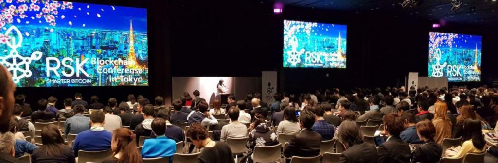 ▲ 사진=지난 10일에 일본 도쿄에서 열린 스타트업토큰 아시아 투어 행사
