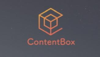 컨텐츠박스 로고