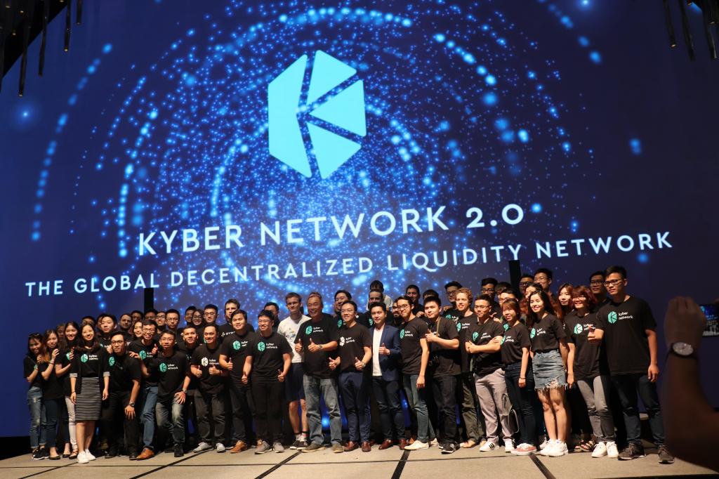 카이버 네트워크 2.0 이벤트 현장