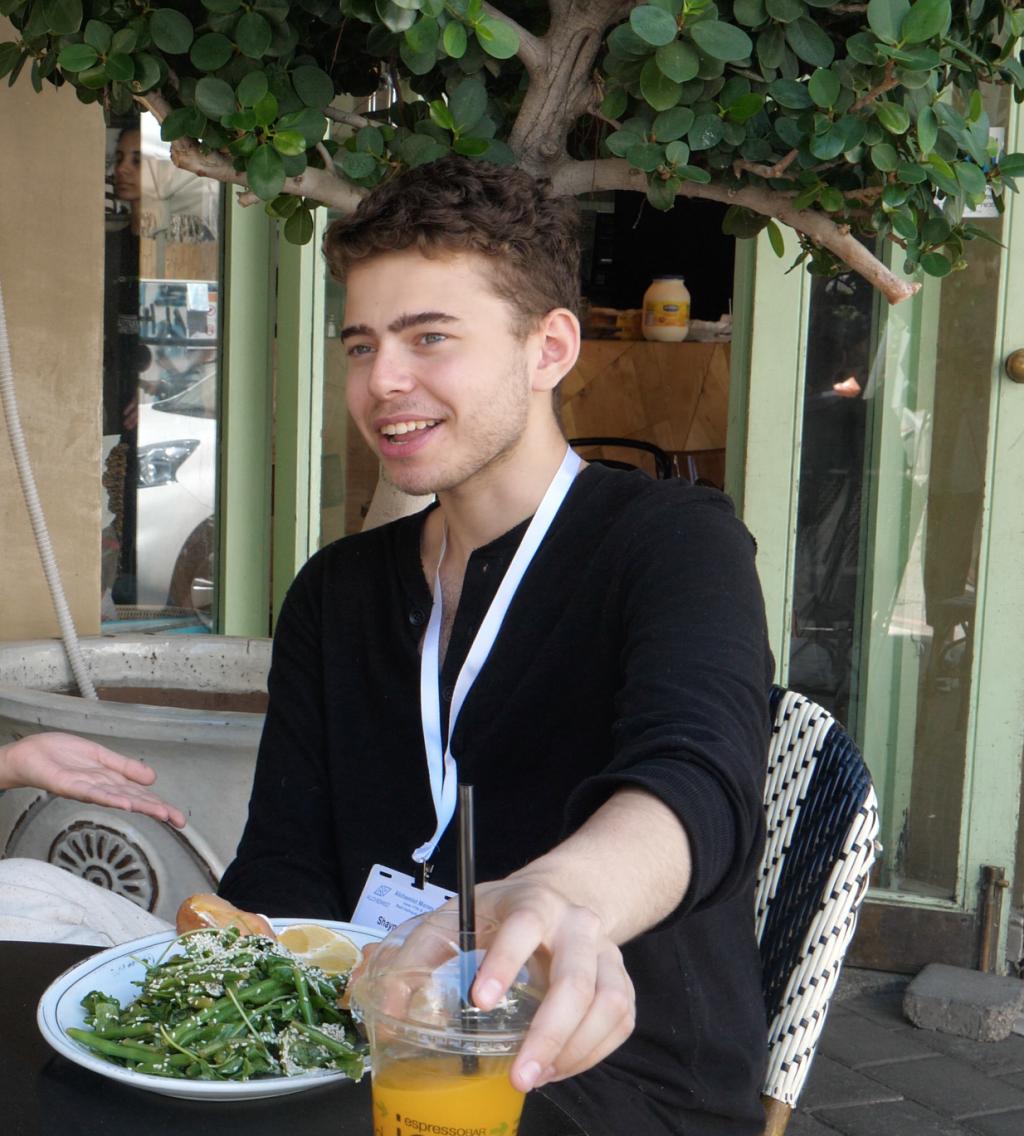 토큰유니온 셰인 코플란 대표(Shayne Coplan, Founder of TokenUnion)